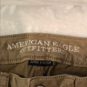 American Eagle Outfitters Jeans - AEO Khaki Jeans